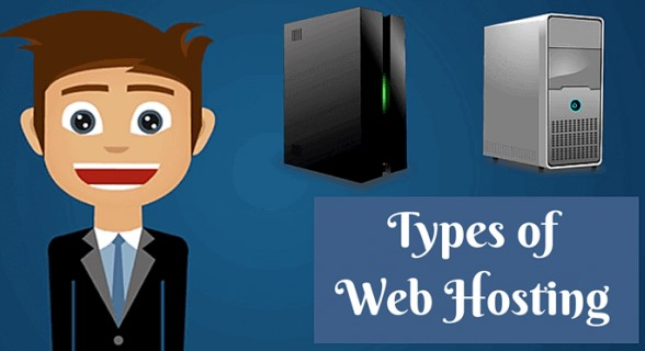 8 Popular Types of Web Hosting Services
