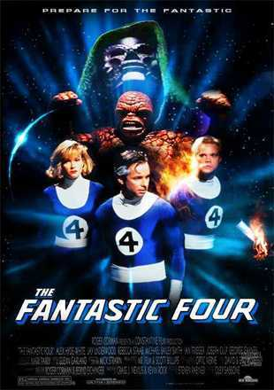 The Fantastic Four 1994 Full English Movie Download DVDRip 720p