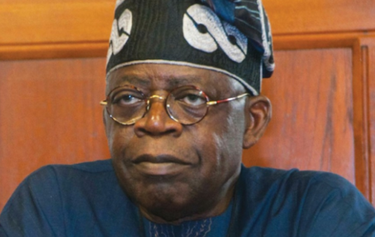 While Saraki was getting docked today, Bola Tinubu was doing this (photos)