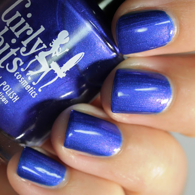 Girly Bits Oceanscape swatch by Streets Ahead Style