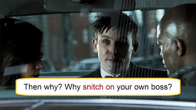 Arti Snitch On