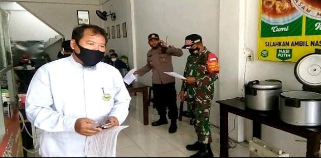 TNI-Polri Bubarkan Jumpa Pers PA 212 di Sukoharjo