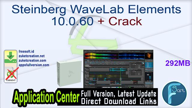 steinberg wavelab 8 full crack rar