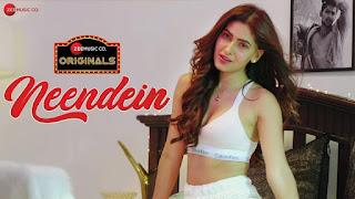 Neendein Lyrics | Jeet Gannguli ft. Sonal Pradhaan | Karishma Sharma | Rashmi Virag