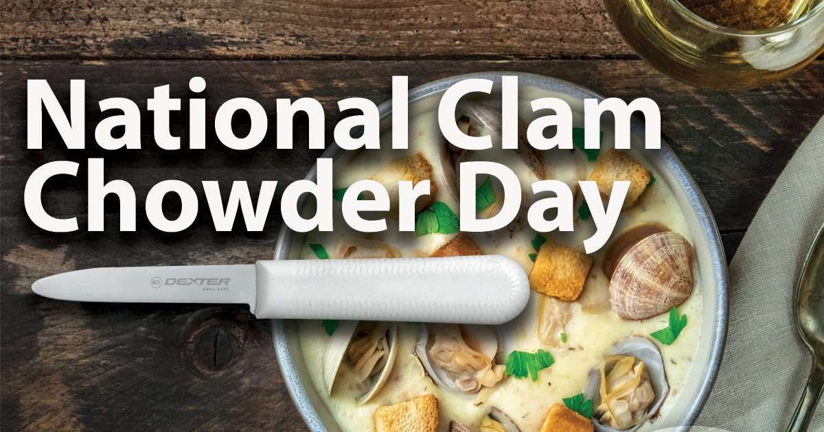 National Clam Chowder Day Wishes