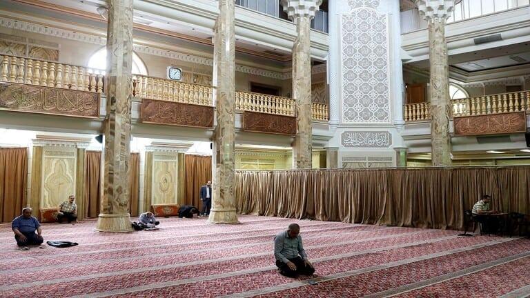 فتح-المساجد-والمزارات-الدينية-في-بعض-محافظات-إيران