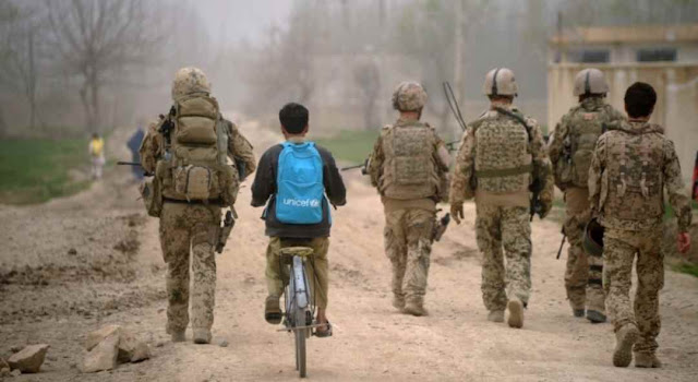 Jerman Selesaikan Penarikan Pasukan dari Afghanistan