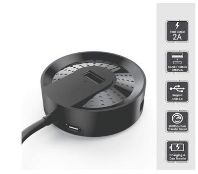 Portronics Mport 5R USB 2.0