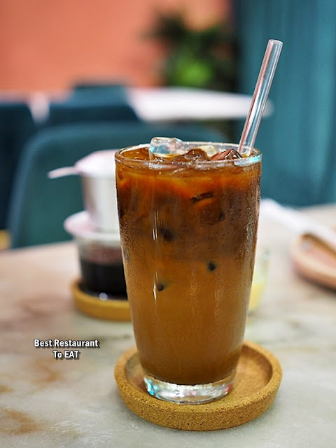 Nguyens Retail Park Vietnamese Restaurant Menu - Nguyens Speciality Traditional Vietnamese Coffee Cold
