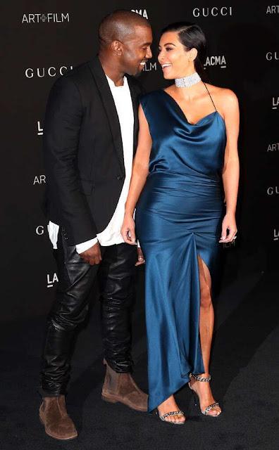 Keeping Up With the Kardashians Kim Kardashian with Kanye West