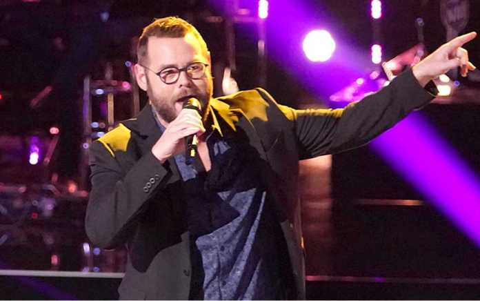 "Pastor vence ""The Voice"", música cristã ""I Can Only Imagine"""