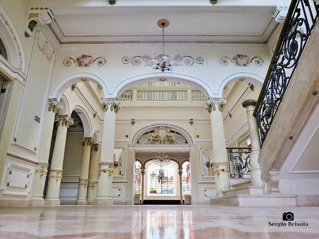 Palacete Basílio Jafet - Entrada