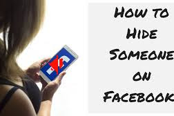 Hide on Facebook