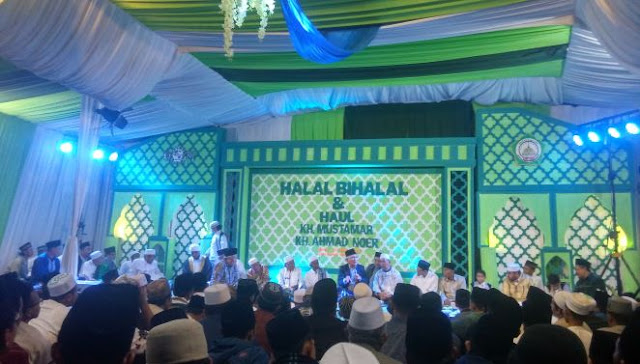 Di Malang, Gus Mus Sebut 5 Hal yang Harus Disyukuri Nahdliyin