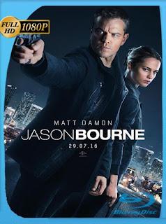 Jason Bourne (2016) HD [1080p] Latino [GoogleDrive] DizonHD