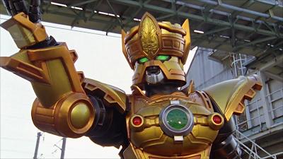 Kikai Sentai Zenkaiger - New Transforming Mecha Weapon?
