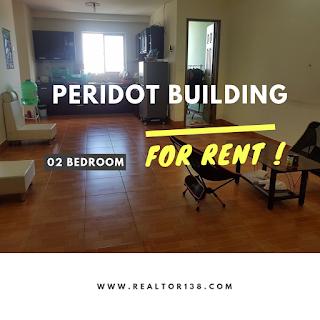 căn hộ 02 phòng ngủ chung cư Peridot quận 8