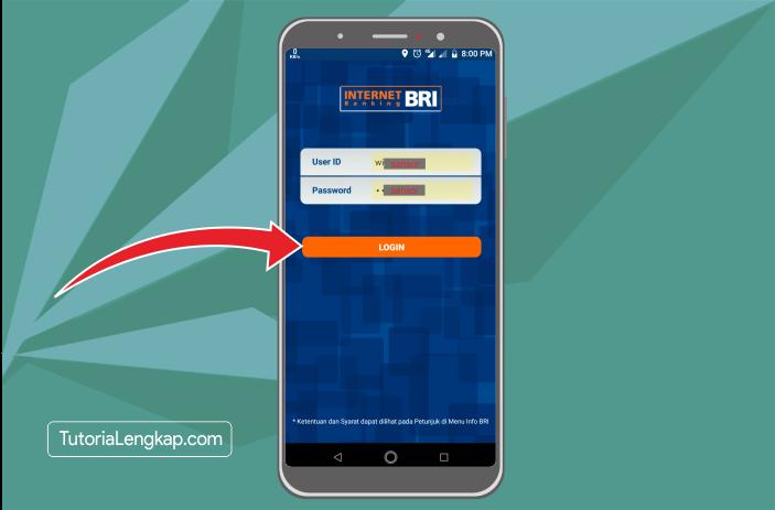 Tutorialengkap 2 Cara Membeli Pulsa Online Melalui BRI Mobile Banking di hape Android