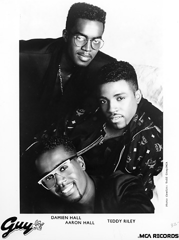 031d8513 GUY: Groove Trendsetters Introduce New Sounds and Uptown Style to R&B Music