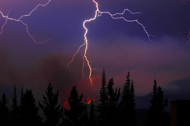 Lightning and Wildfire