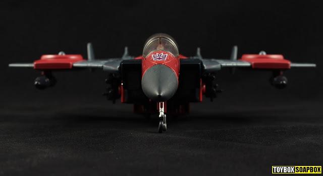 transformers masterpiece thrust jet f-15 eagle
