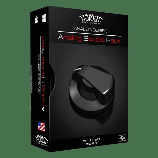 Nomad Factory - Analog Studio Rack v1.0.4 Full version
