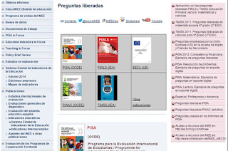 http://www.mecd.gob.es/inee/Preguntas-liberadas.html#PIRLS