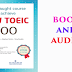 Book and Audio New Toeic 700