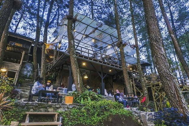 Lokasi Cafe Kangen Kaneng