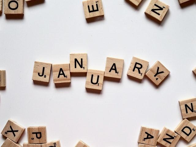 Ιανουάριος