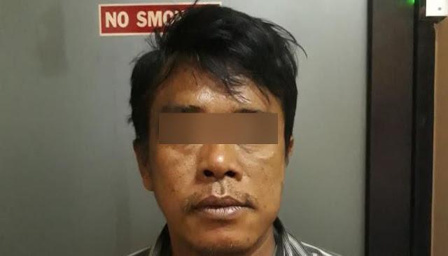 Pengemudi Ojol Yang Menjambret Ponsel Bocah Berhasil Ditangkap