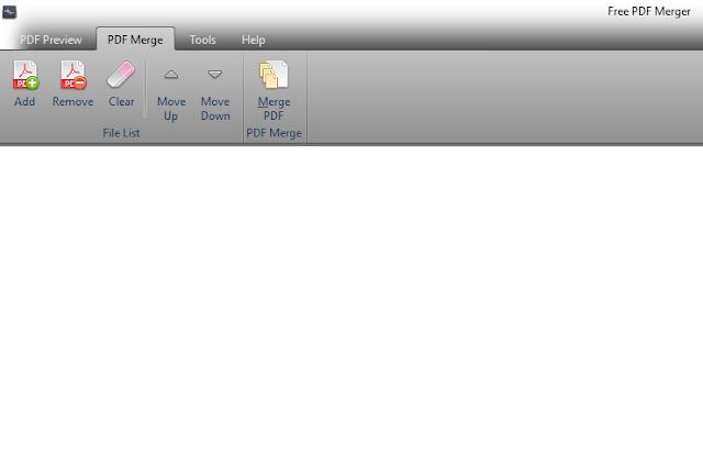 شرح + تحميل برنامج دمج ملفات PDF مجانا Free PDF Merger 8.8