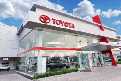 Dealer Toyota Plaju Palembang