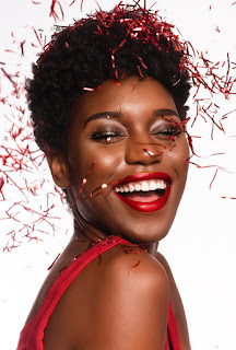 An african woman