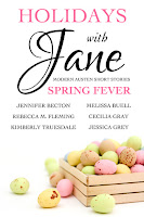Book cover: Holidays with Jane: Spring Fever by various authors