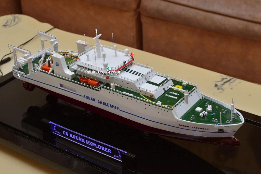 Kapal Cs Asean Explorer