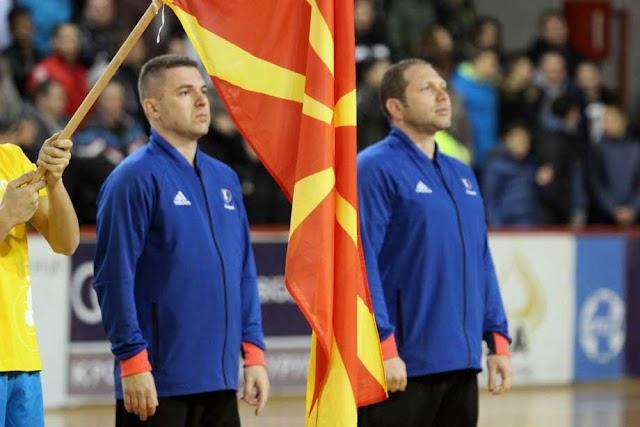 Mazedonische Schiedsrichter leiten Handball EM Finale