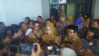 Bupati Bersama Rombongan Hadiri Undangan DPRD Jember