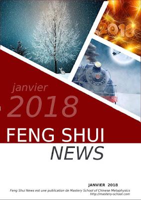 Feng Shui News Janvier 2018