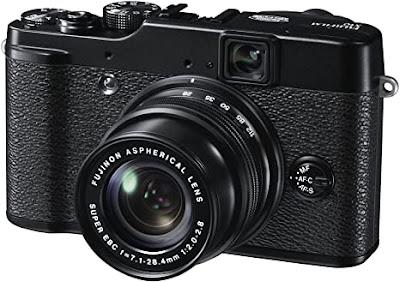 Fujifilm X10ミラーレスデジタルカメラファームウェアのダウンロード