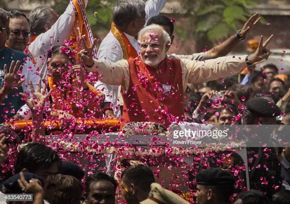 Reaction of foreigen media after winning Naredra modi's 2019 Lok Sabha election