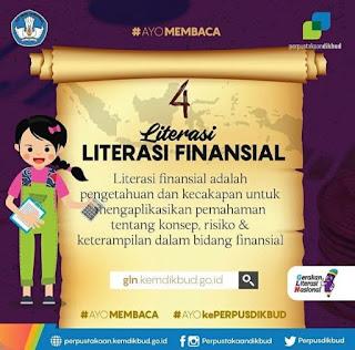 Literasi Finansial Masuk Kurikulum ?