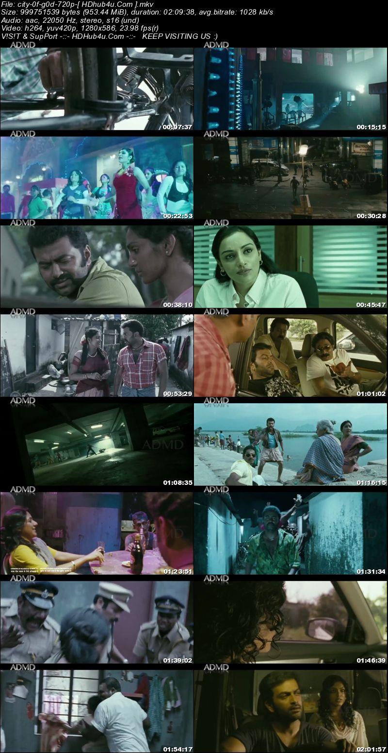 City Of God 2011 Hindi Dubbed 720p HDRip 950mb Download