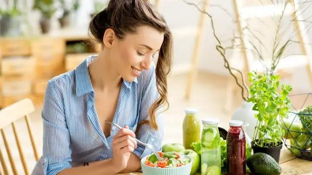 Cara Agar Suara Bagus - Menjaga Asupan Makanan