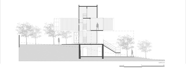 Casa Conteiner RD - 350 sqm Two Story Shipping Container Home, Brazil 37