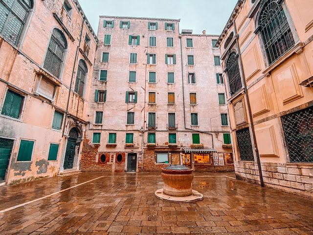 quartiere ebraico venezia