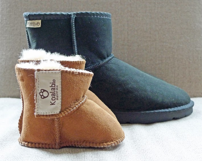 528250f84eb bargainista fashionista: Get 10% off sheepskin boots at Koalabi