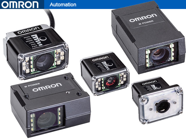 Omron Automation Smart Cameras