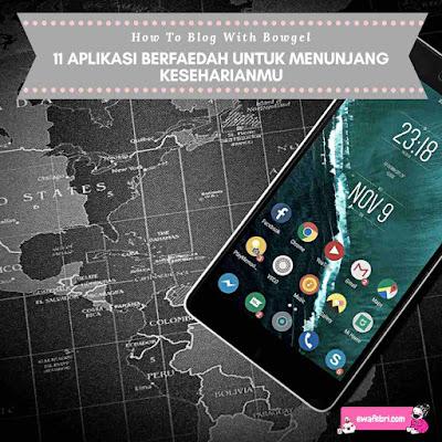 11 aplikasi smartphone berfaedah di hape kamu