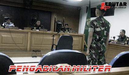 Pengertian Pengadilan Militer
